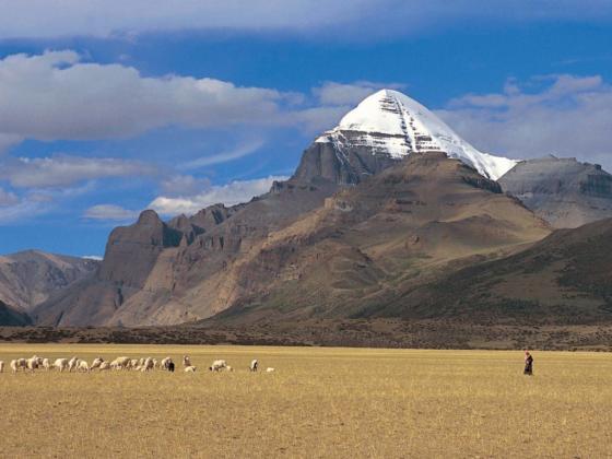 Mount-Kailash - Tibet